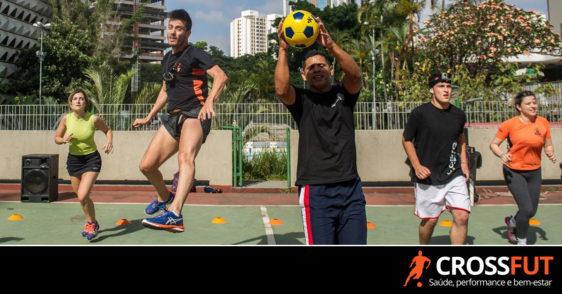 A importância do treinamento esportivo para a saúde!