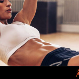 5 exercícios para eliminar os pneuzinhos e perder barriga