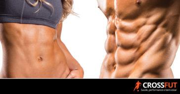 6 exercícios para definir abdômen